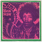JIMI HENDRIX Hush Now RARE Denmark 45 UNIQUE danish p/s with UK 45 LISTEN! , thumbnail_release137_331036232773.jpg