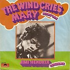"JIMI HENDRIX EXPERIENCE The Wind Cries Mary GERMAN  7""PS 1967, thumbnail_release139_310750099410.jpg"