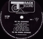 JIMI HENDRIX EXPERIENCE ARE YOU  EXPERIENCED ORIGINAL 1967 TRACK 612001 , thumbnail_release1_352171464658.jpg