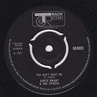 CURTIS KNIGHT You Don't Want Me RARE M- UK 45 PSYCH MOD Jimi Hendrix LISTEN! , thumbnail_release21_330680486644.jpg