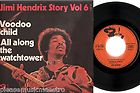 JIMI HENDRIX STORY volume 6 voodoo child FRANCE BARCLAY 61.381 SP, thumbnail_release36_380430507425.jpg