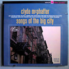 CLYDE McPHATTER~SONGS OF BIG CITY~BEAUTIFUL ORIG 1964 MERCURY STEREO LP~DG, thumbnail_release43_352554815444.jpg