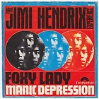 "JIMI HENDRIX Foxy Lady RARE Norway / Germany 45 HEAR! b/w ""Manic Depression"" , thumbnail_release62_370546937155.jpg"