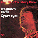 frontcover of Jimi Hendrix Story Vol 4