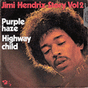 frontcover of Jimi Hendrix Story Vol 2