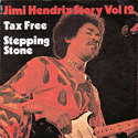frontcover of Jimi Hendrix Story Vol 12