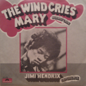 frontcover of The wind cries Mary